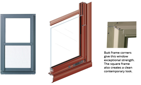 Concord Double Hung Windows