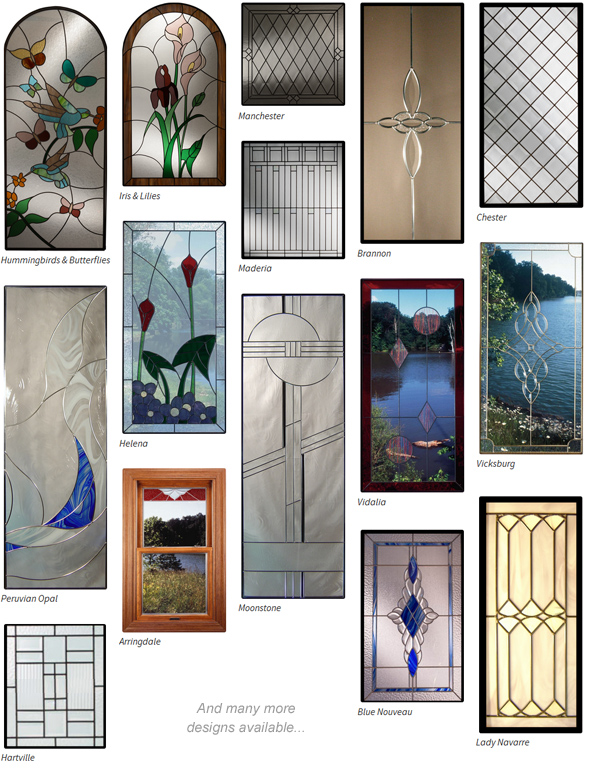 Stained Glass Jasco Windows Amp Doors Long Island Ny